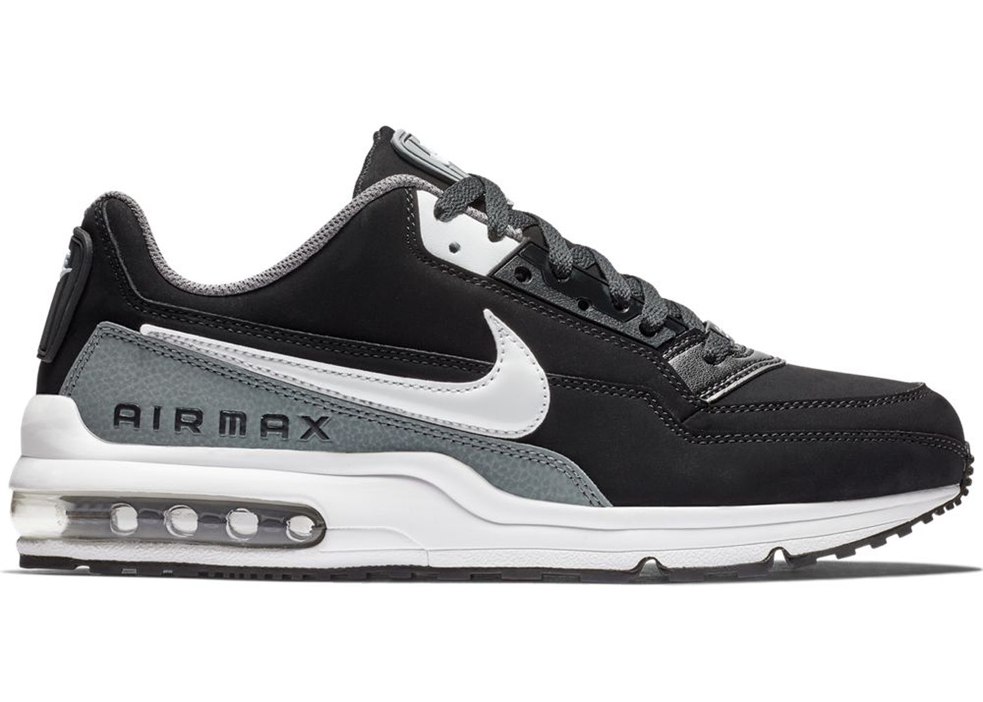 Air Max LTD 3 BlackGrey