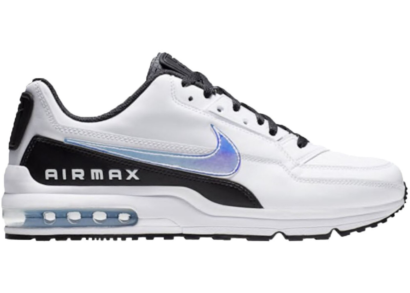 medio litro educar Náutico  Nike Air Max LTD 3 White Blue Black - CI5875-100