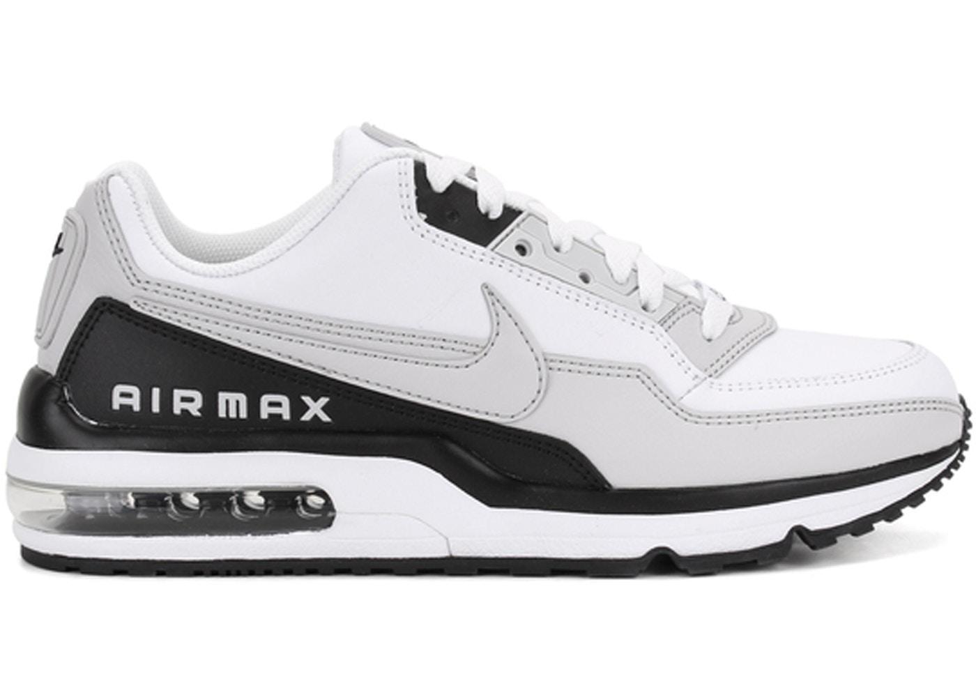Air Max LTD 3 White Grey Black