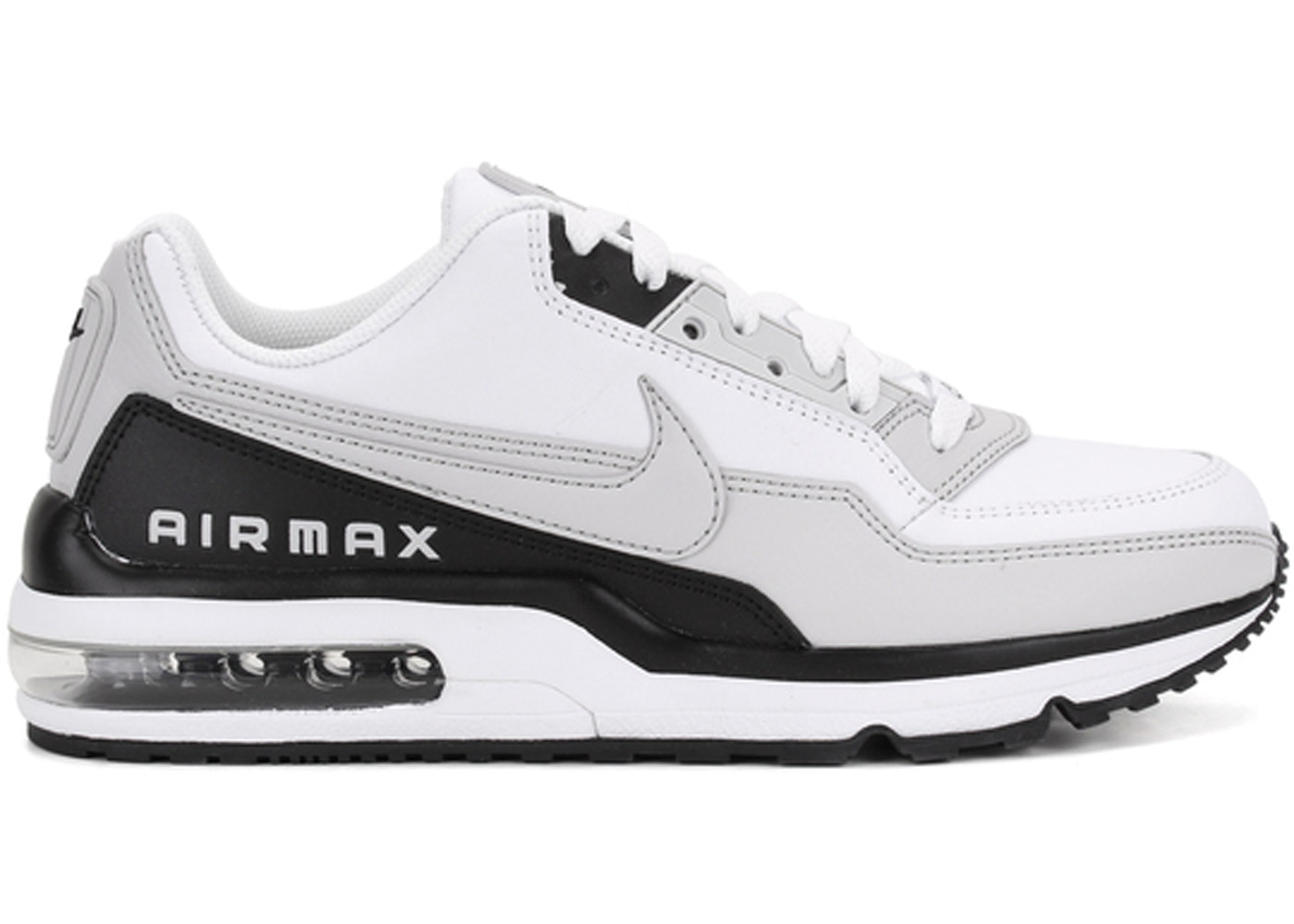 official photos e5de1 14b51 Sell. or Ask. Size  12. View All Bids. Air Max LTD 3 White Grey Black