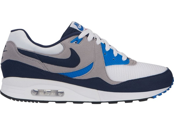 Air Max Light White Obsidian Atmosphere Grey