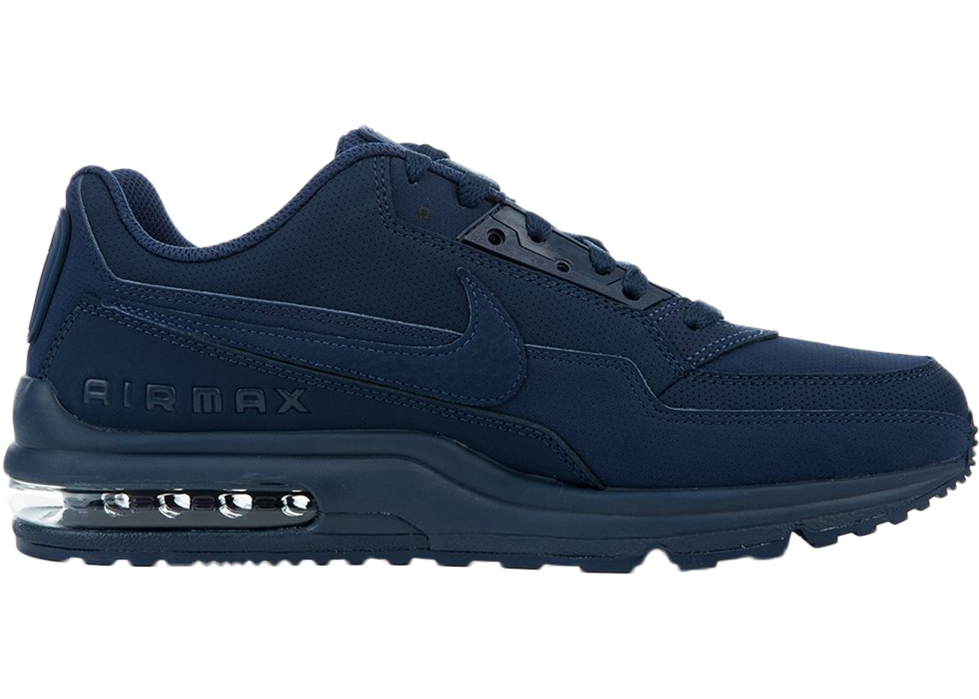 ff5ce4beea Nike Air Max Ltd 3 Midnight Navy/Midnight Navy - 687977-401