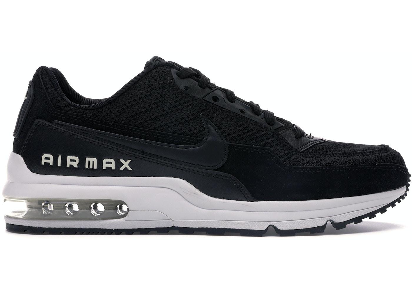 acheter en ligne ffce2 eec5b Nike Air Max Ltd 3 Prem Black/Black-Pale Grey