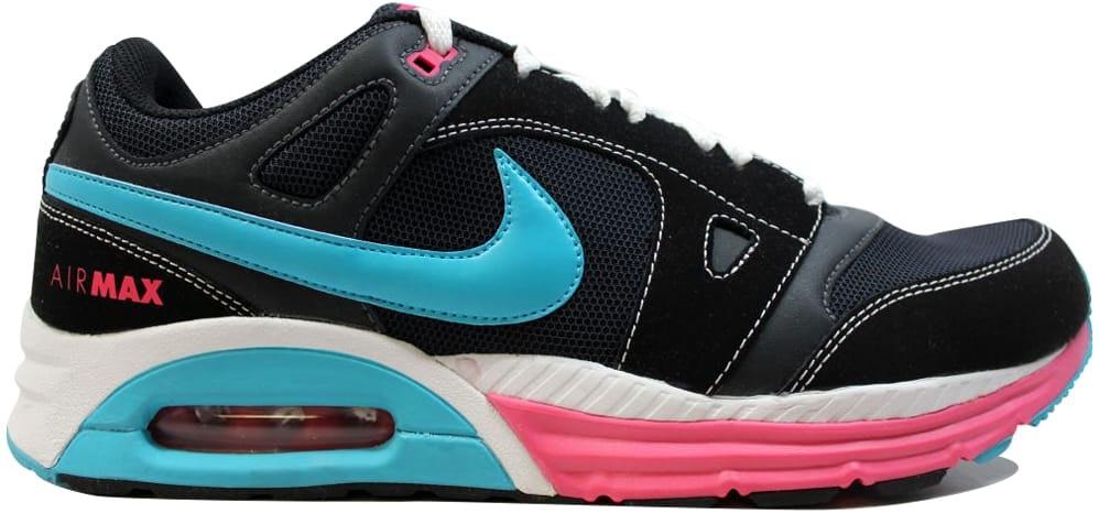 Nike Air Max Lunar Black/Chlorine Blue-Anthracite-Spark