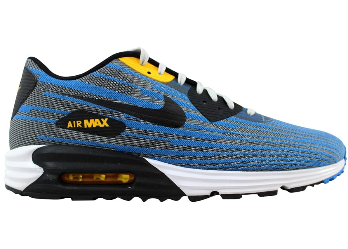 online store a9534 a21f9 Sell. or Ask. Size --. View All Bids. Nike Air Max Lunar90 JCRD Light Ash  Grey Black-Photo Blue