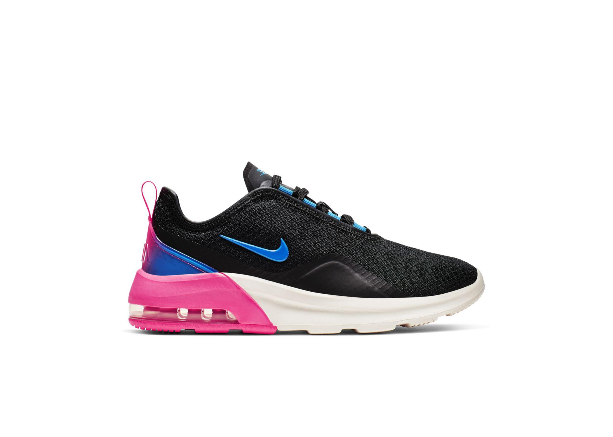 Nike Air Max Motion 2 Black Hyper Pink