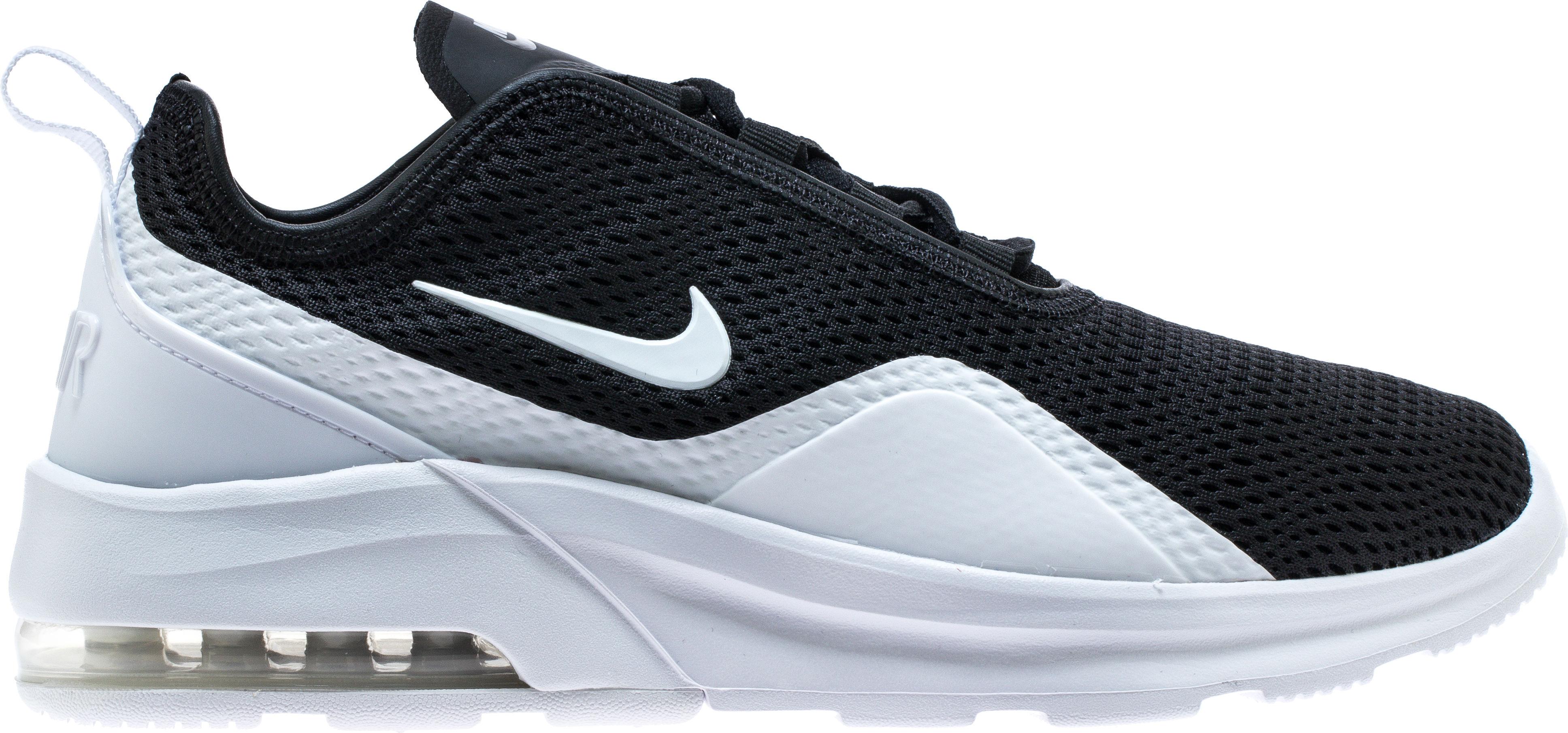 Nike Air Max Motion 2 Black White