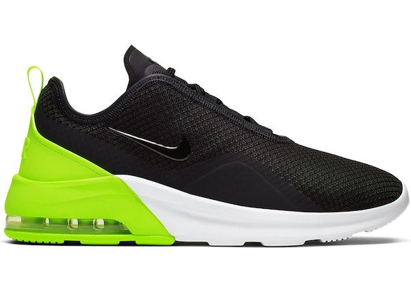 Nike Air Max Motion 2 Oil Grey Volt