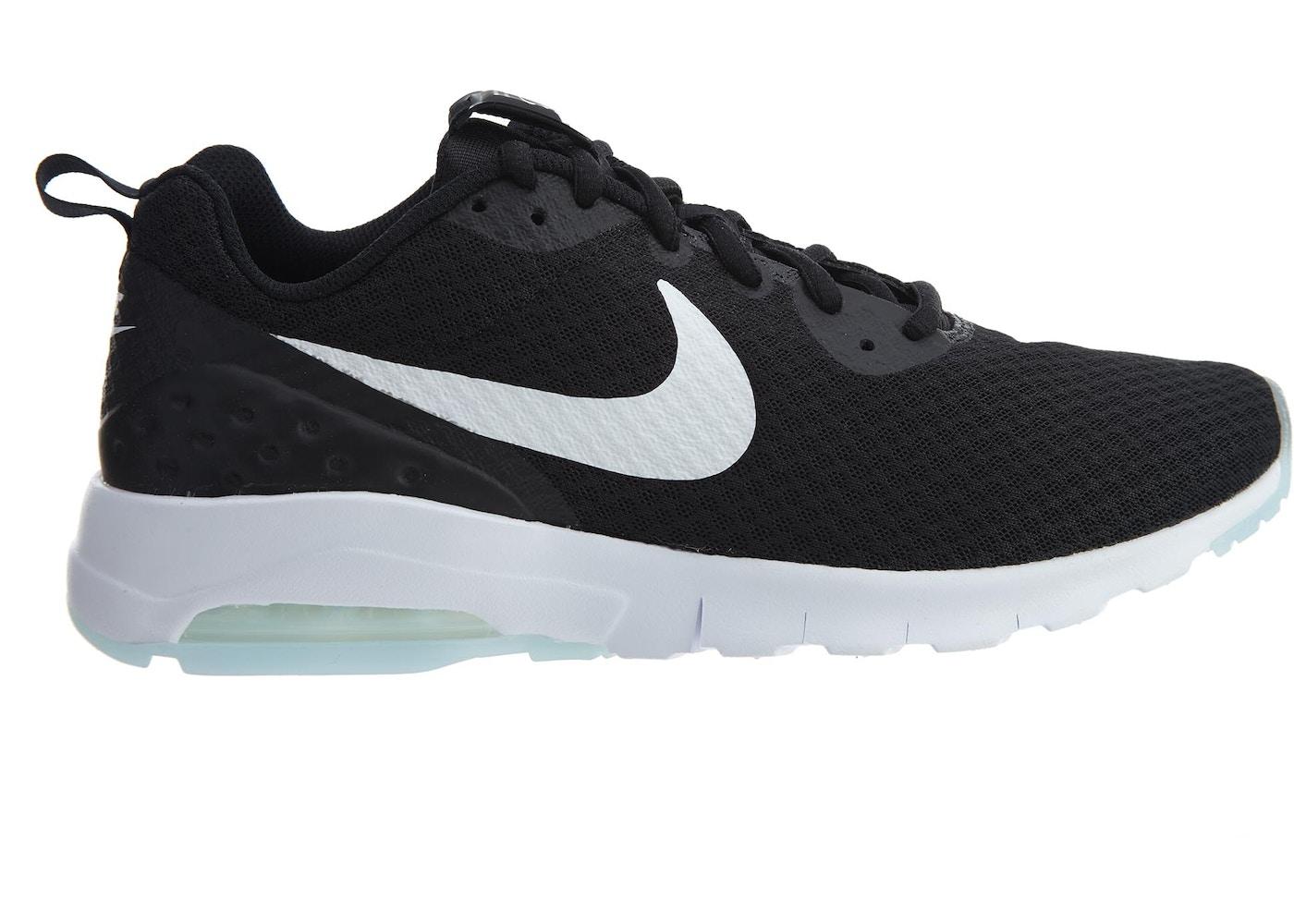 premium selection 3161e 33832 Nike Air Max Motion Lw Black White