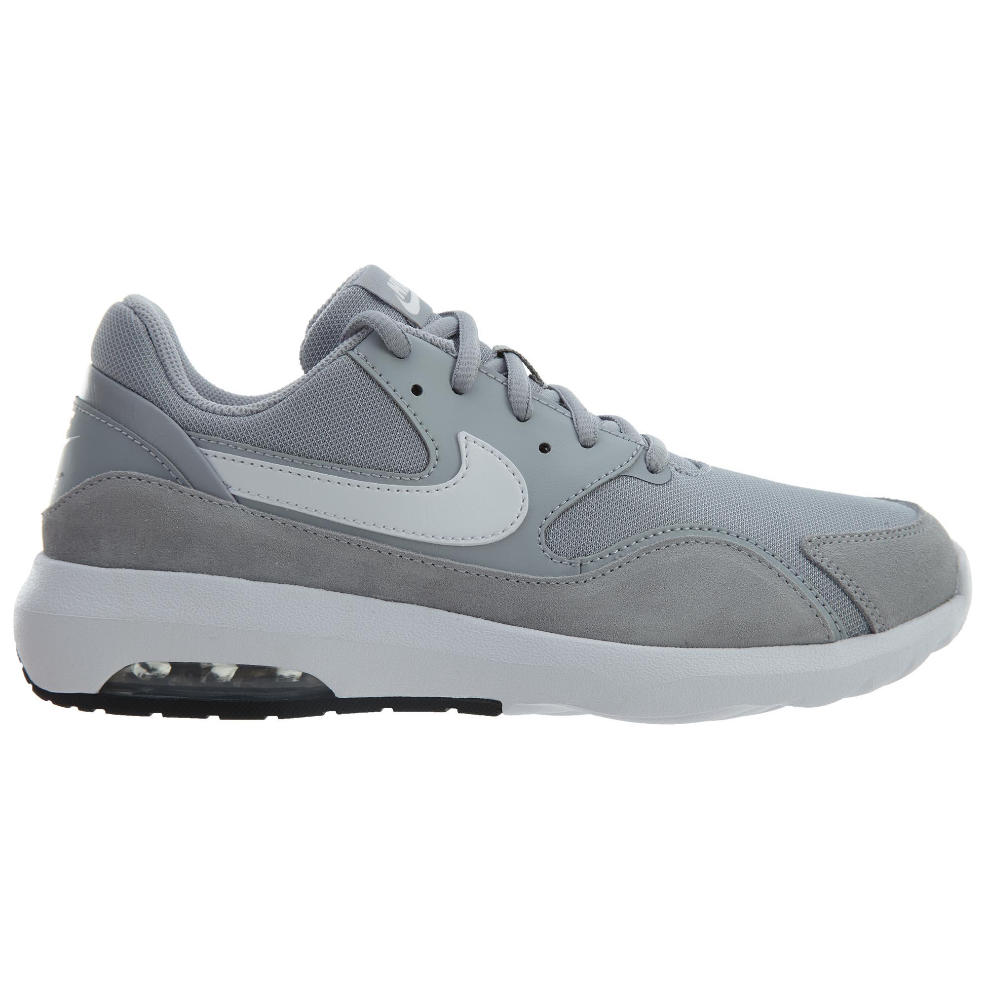 Nike Air Max Nostalgic Wolf Grey White