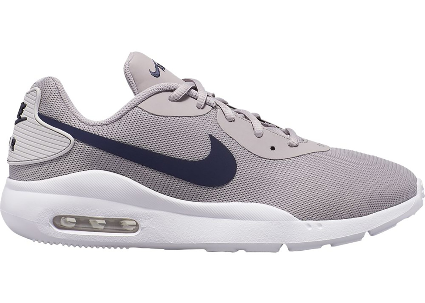 virtual frutas atención  Nike Air Max Oketo Atmosphere Grey Blackened Blue - AQ2235-008