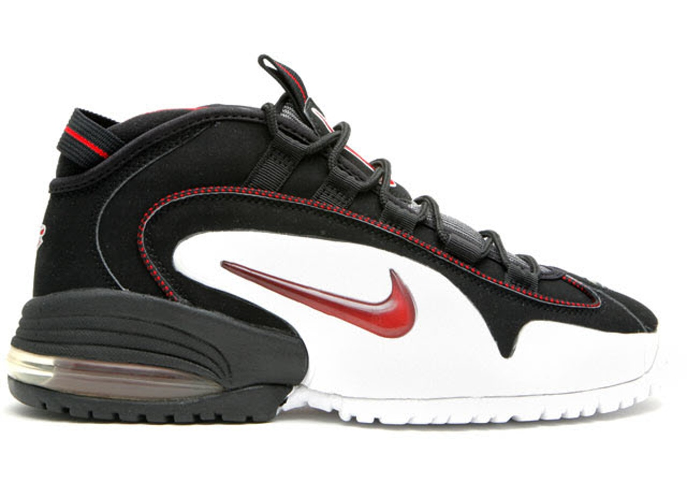 quality design ccb64 54a9f ... Air Max Penny 1 Chicago Bulls (2001)  Mens Nike ...