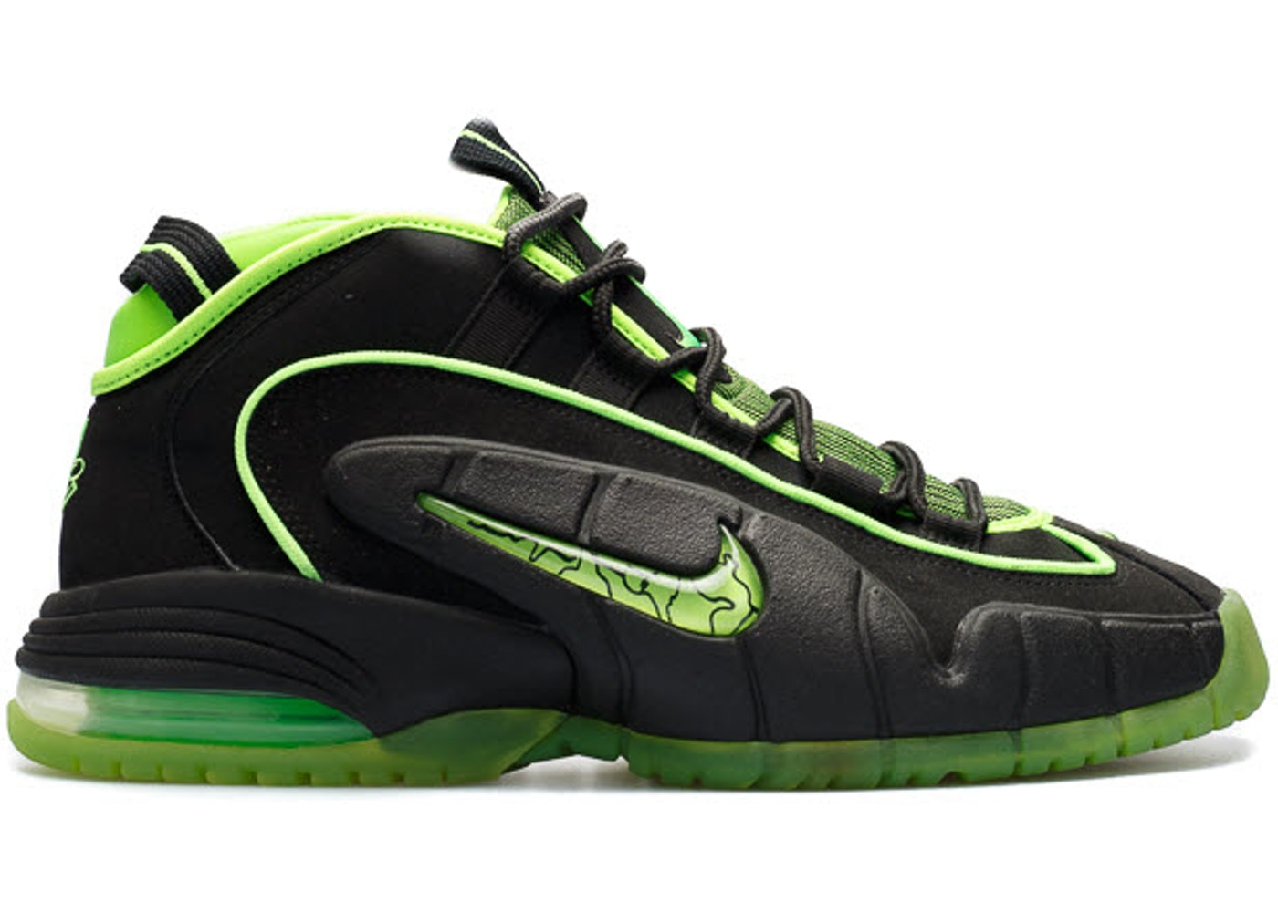 on sale 90653 933bf Air Max Penny 1 Highlighter Pack (2011) - 438793-033
