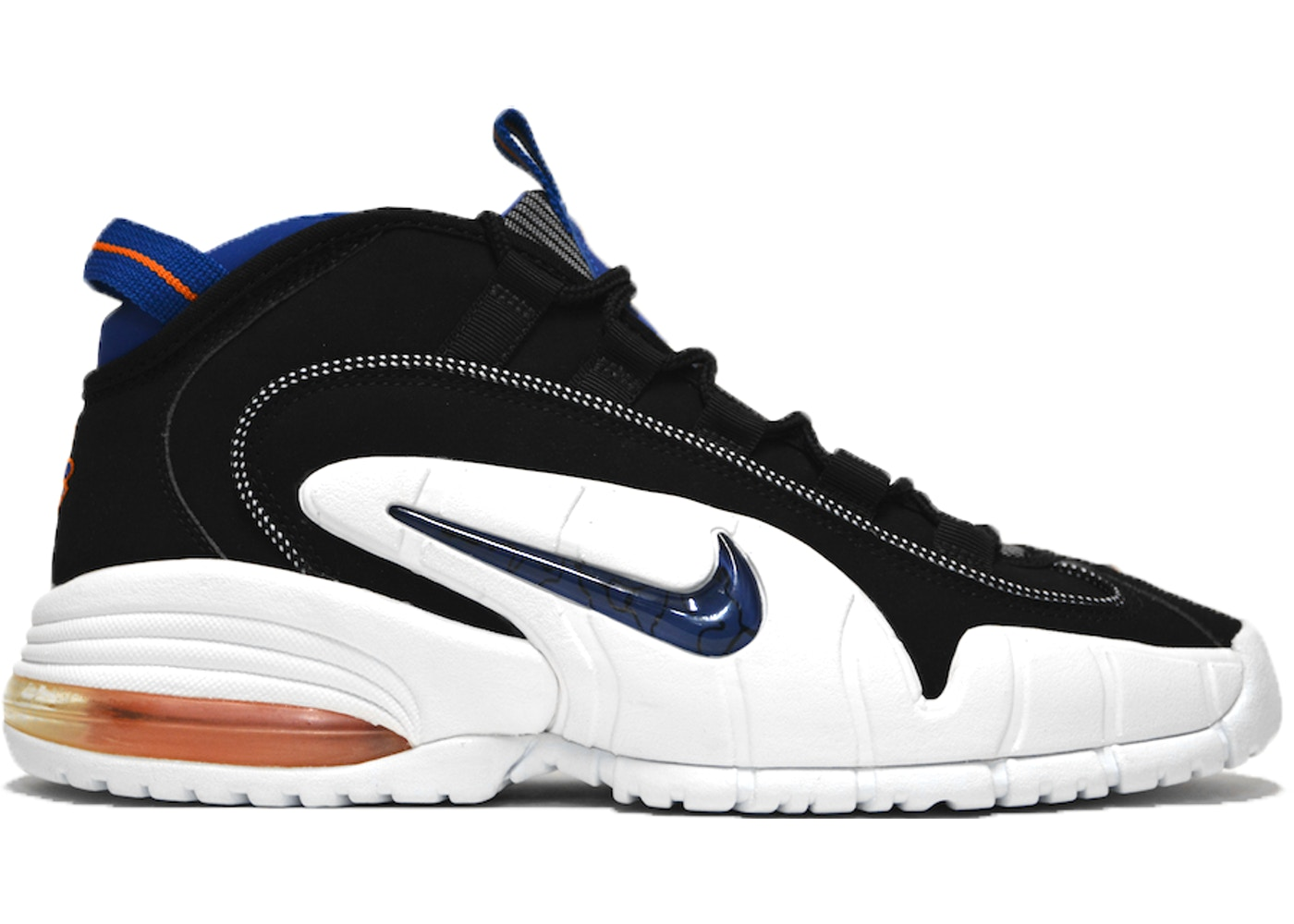 sports shoes c2d5c 348b3 Air Max Penny 1 Knicks (2005) - 624017-041
