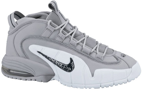 Air Max Penny 1 Wolf Grey 2011