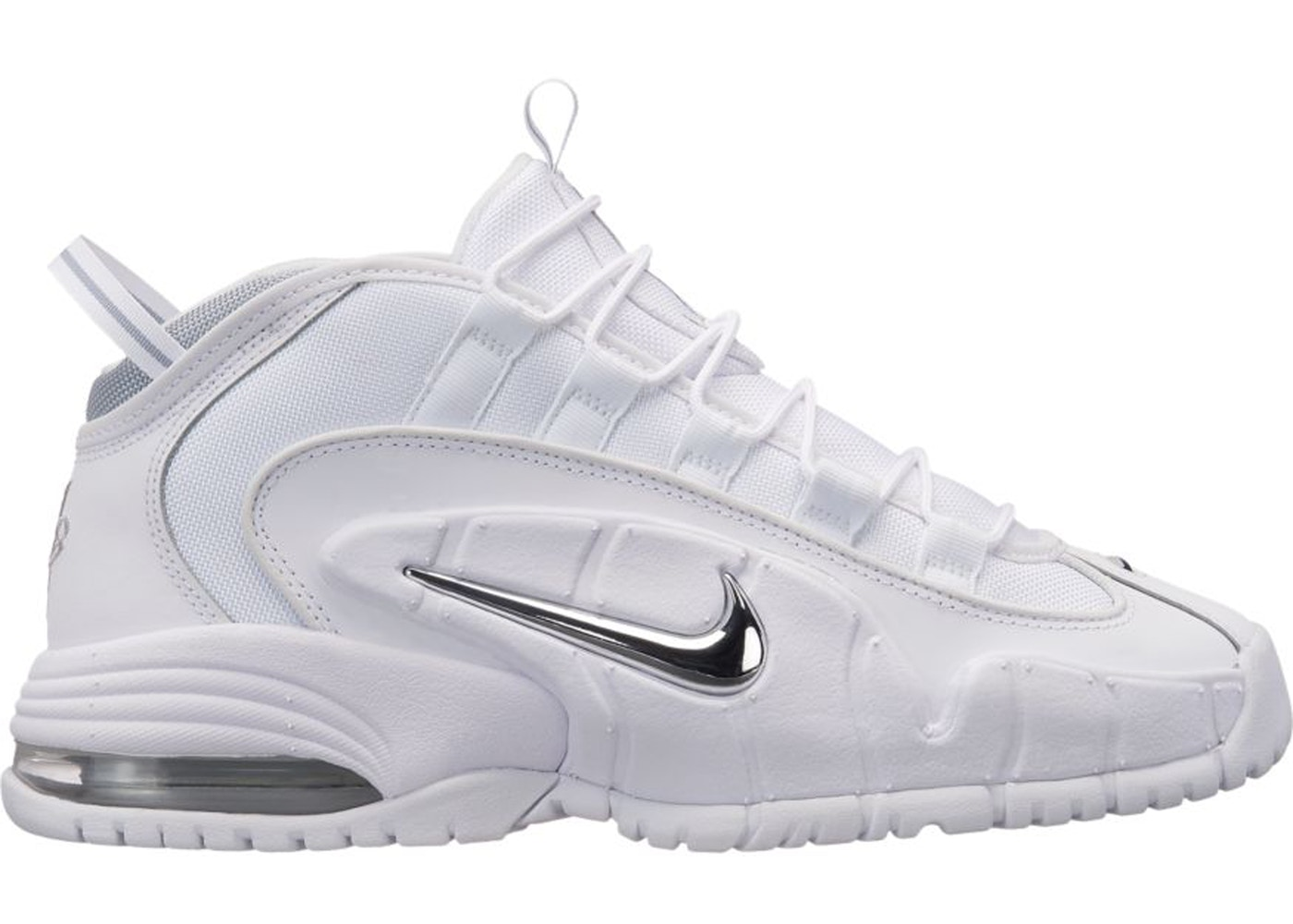 c2933163bee007 Sell. or Ask. Size  11.5. View All Bids. Air Max Penny White Metallic ...