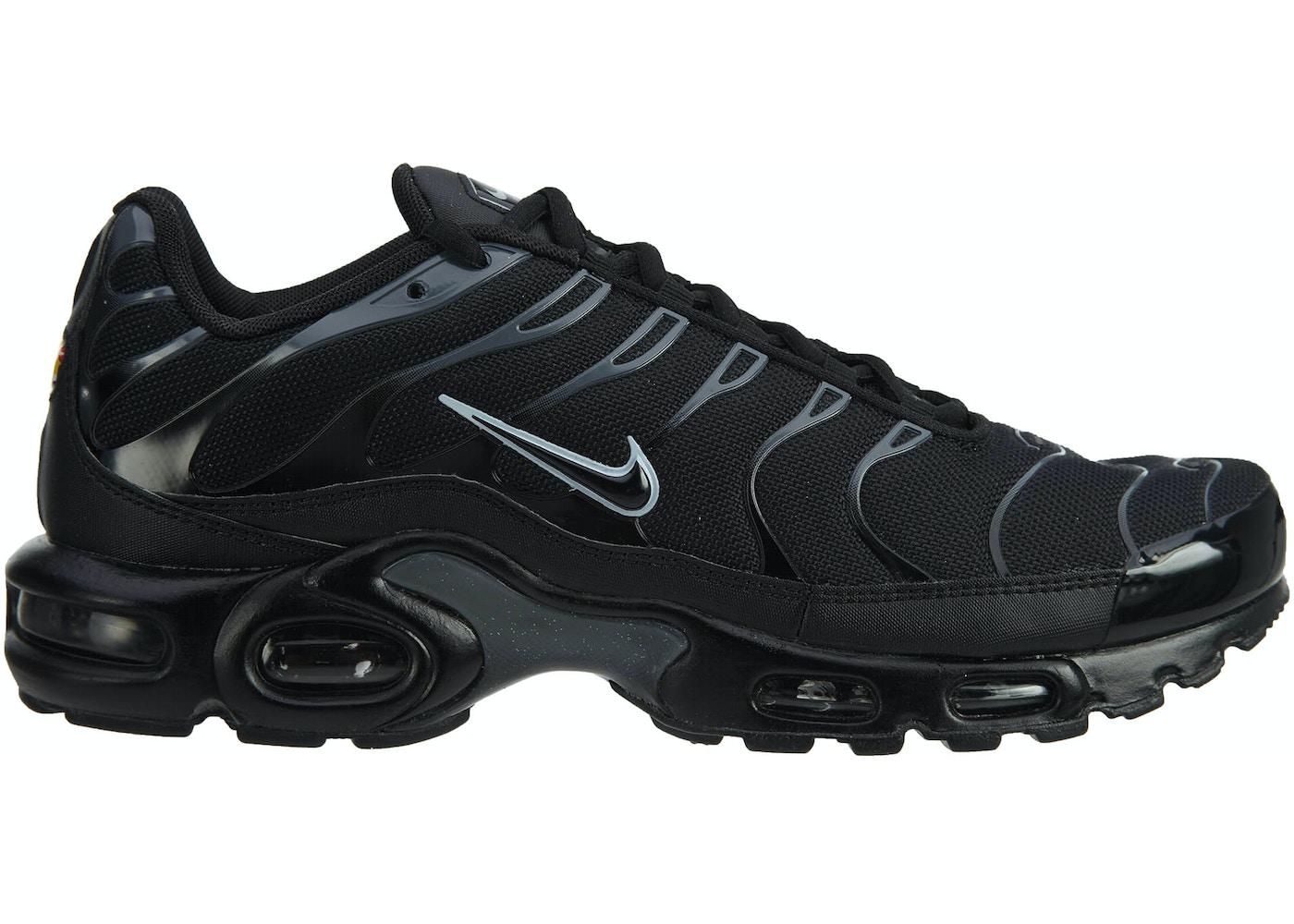 728f465da5a Nike Air Max Plus Black Black Pure Platinum - 852630-011