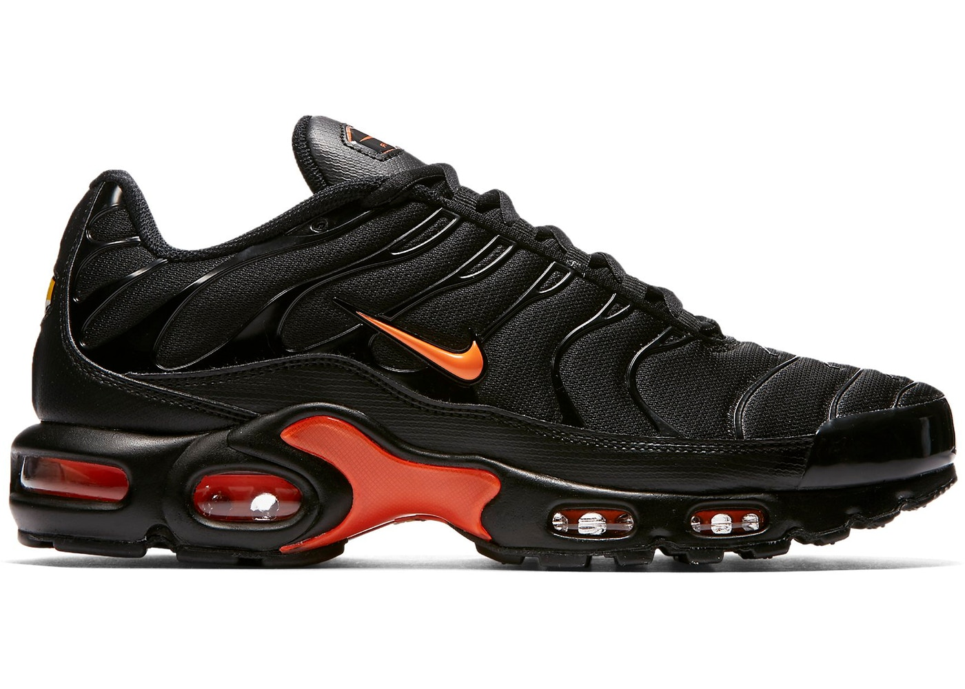 info for 187ef e4261 Air Max Plus Black Orange