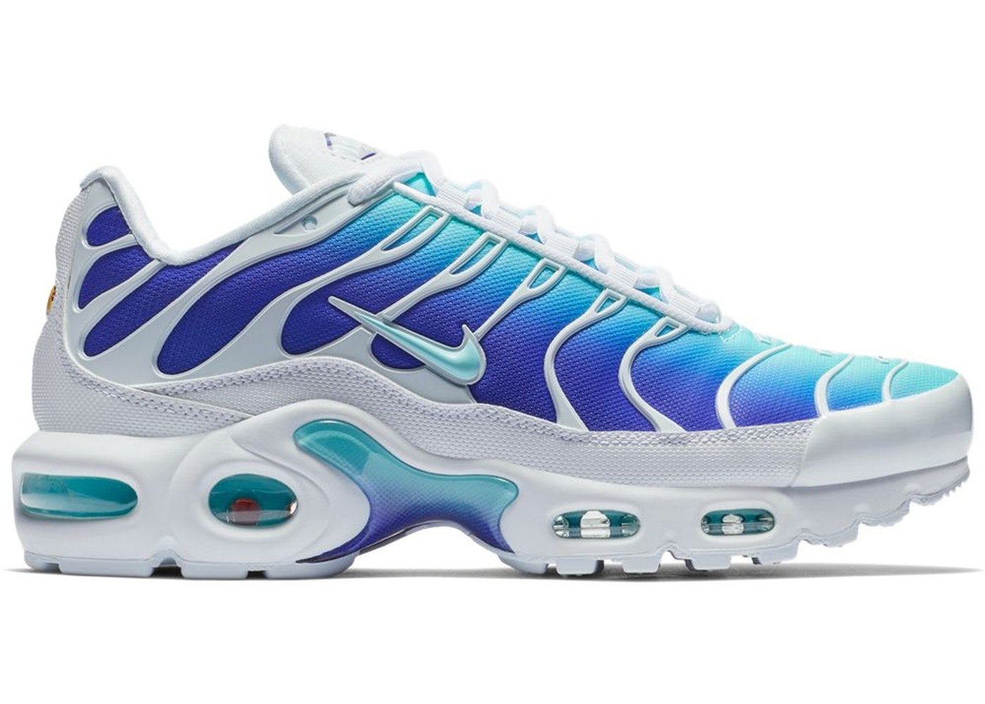 promo code 705ee ae150 Air Max Plus Bleached Aqua Fierce Purple (W)