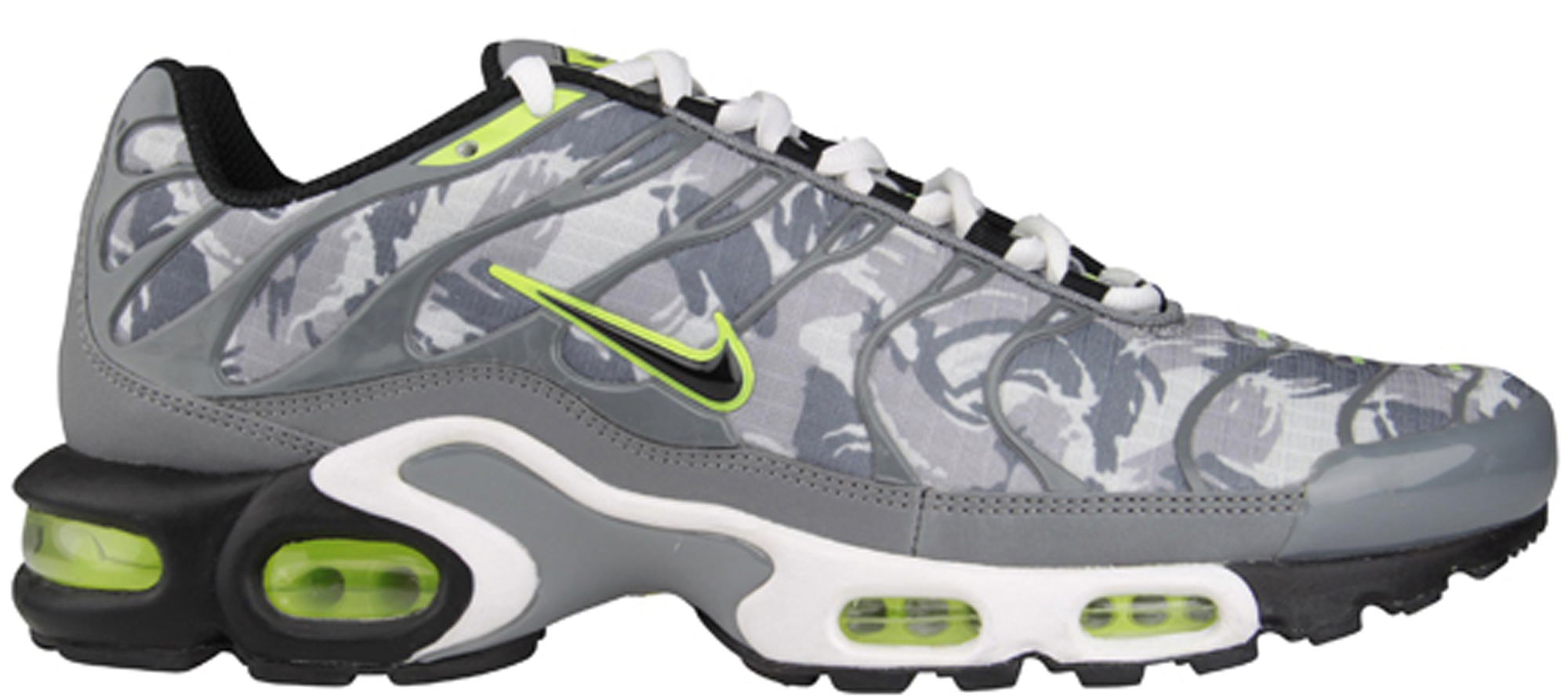 Nike Air Max Plus Camo Grey - Sneakers