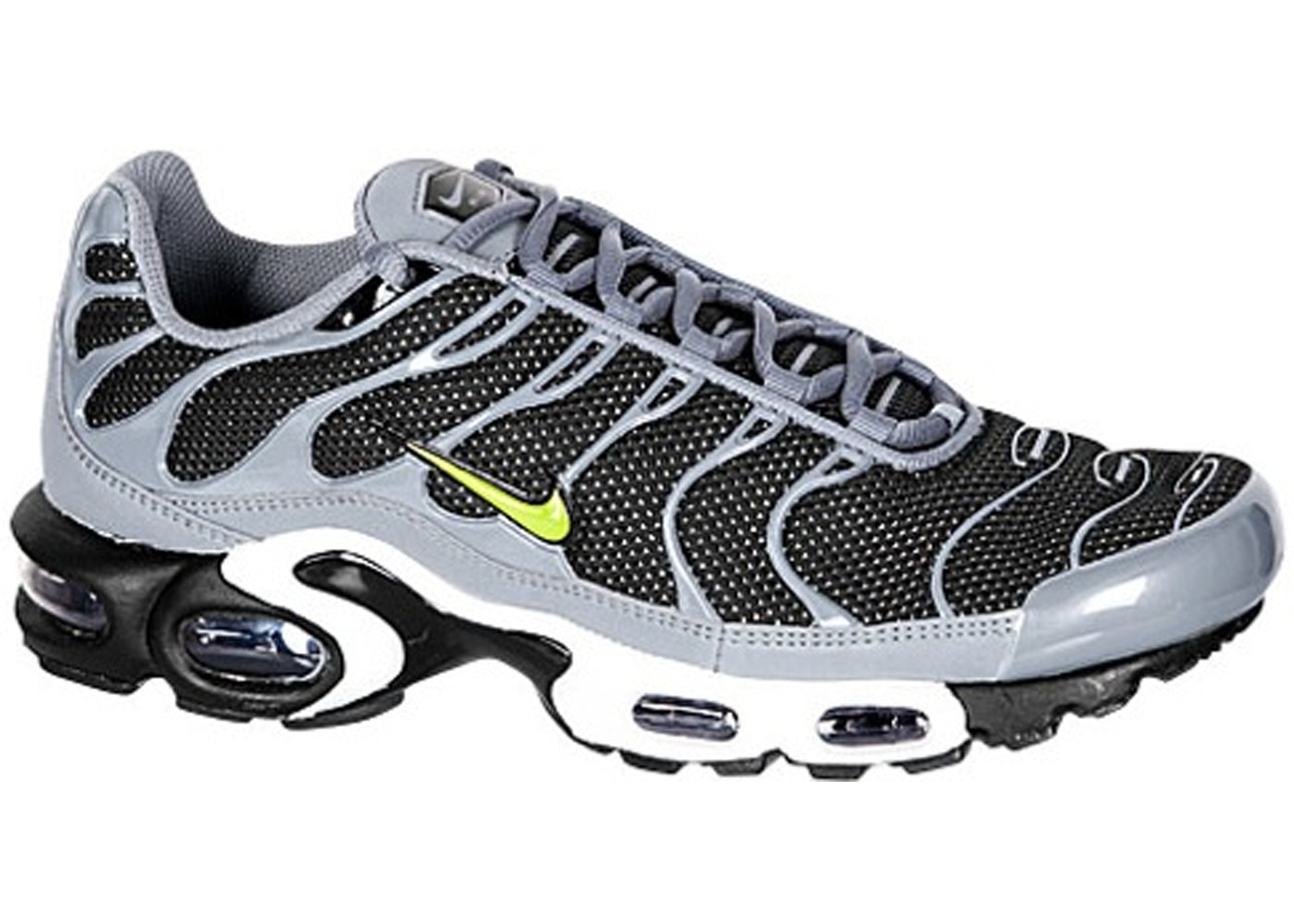 lowest price d42e9 efe9a Sell. or Ask. Size --. View All Bids. Air Max Plus Cool Grey Black (Champs  Sports)