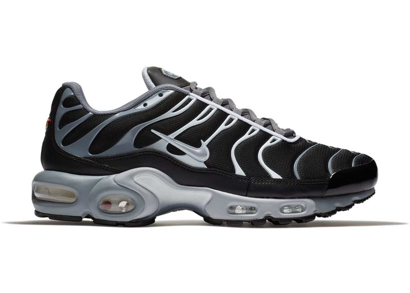 nike air max plus cool grey