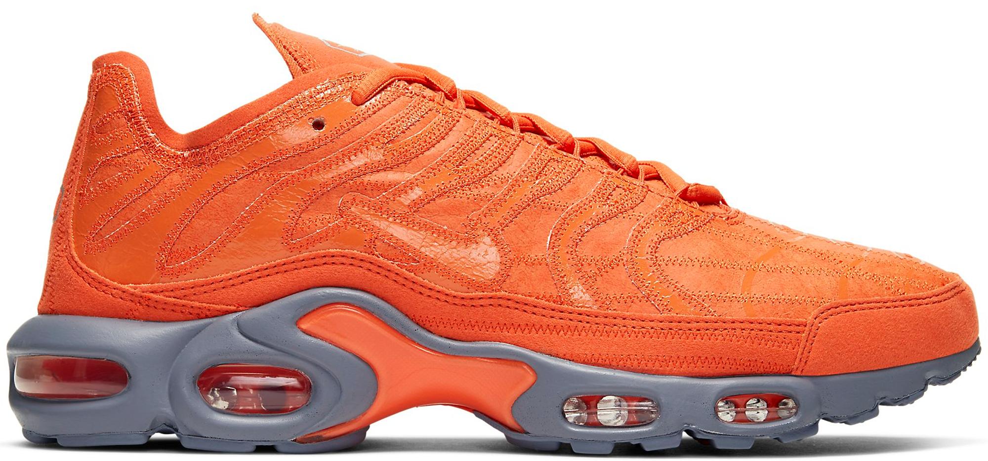 Nike Air Max Plus Decon Orange - CD0882-800