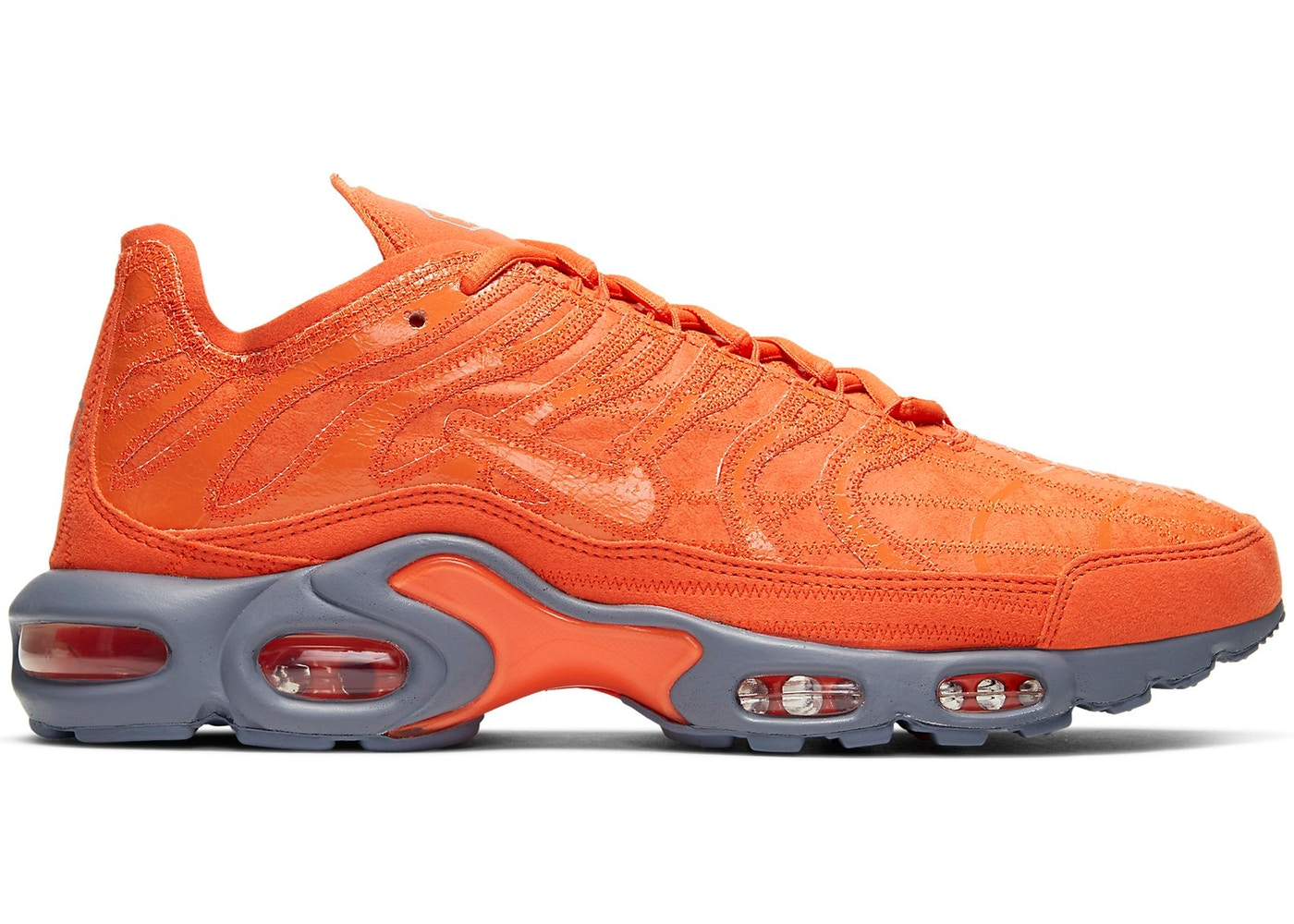 Nike Air Max Plus Decon Orange Cd0882 800