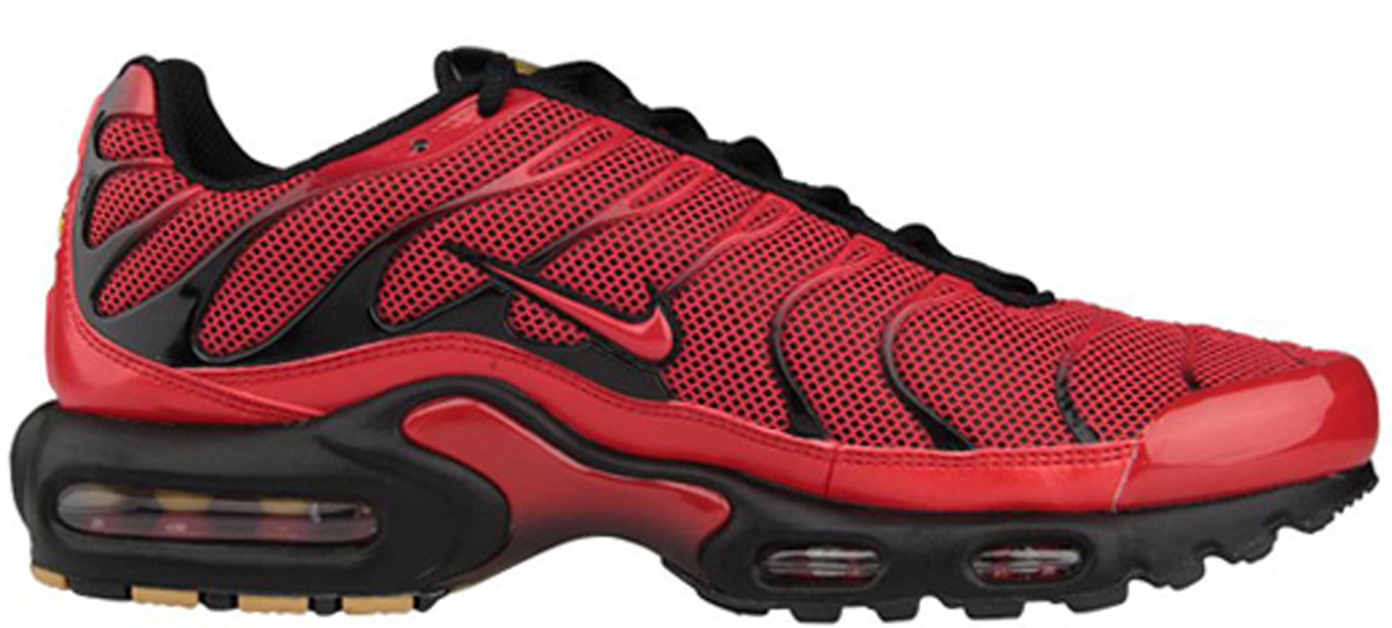 Nike Air Max Plus Diablo Red - 604133-660