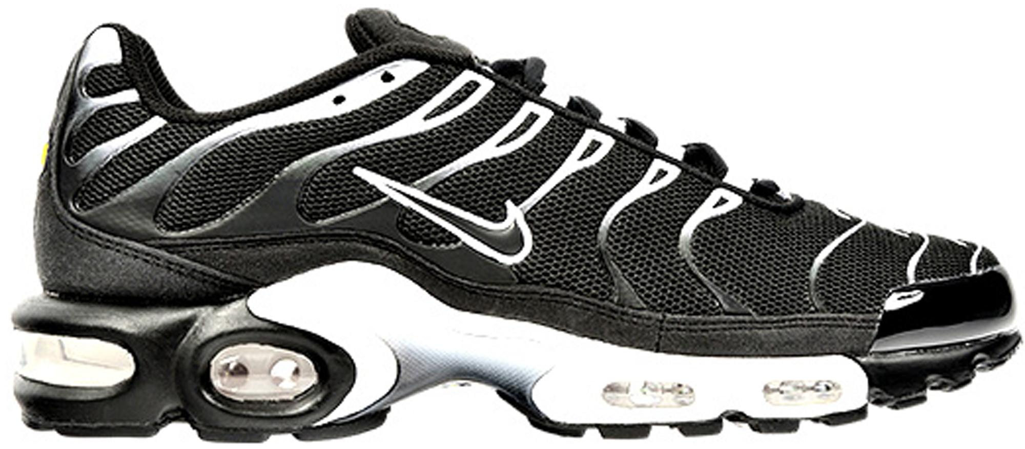 Nike Air Max Plus Frost Black White