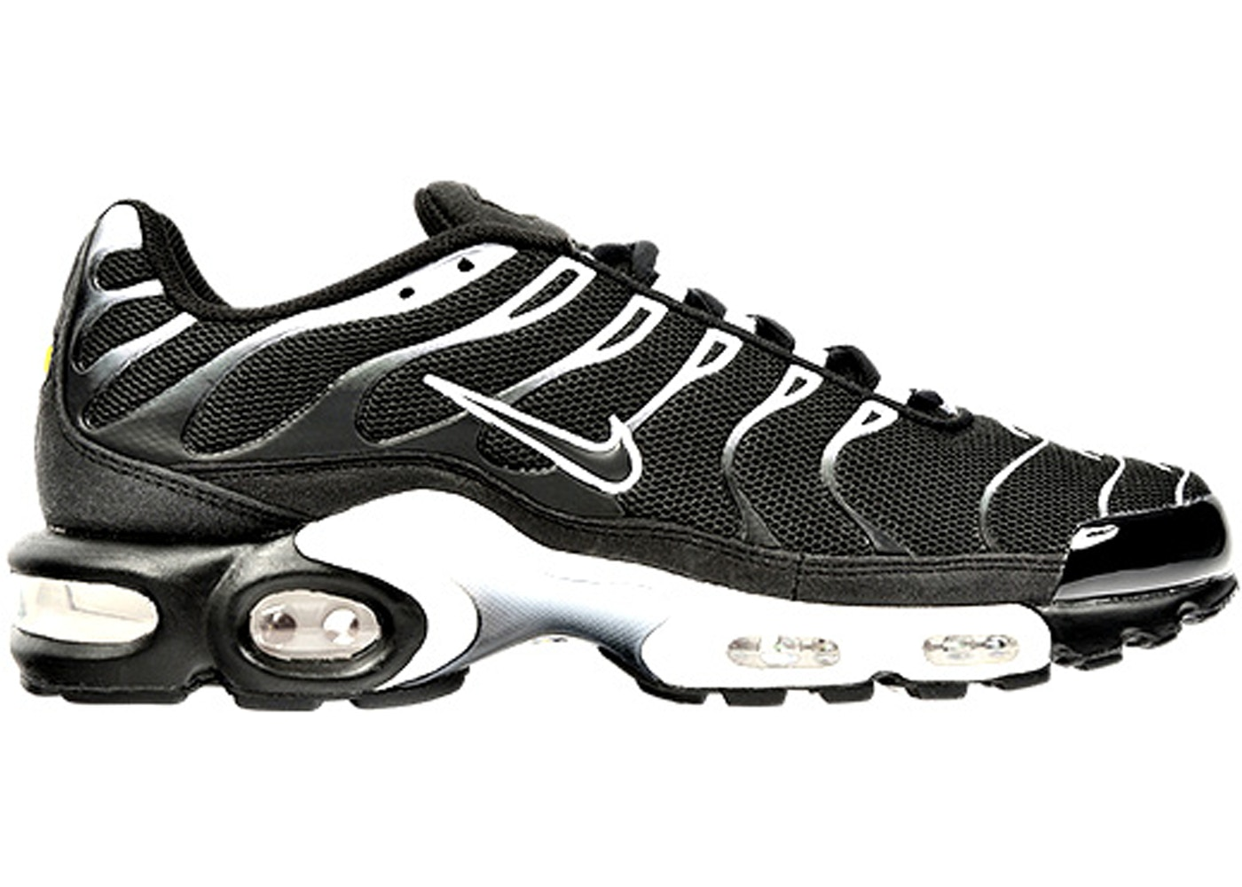 Nike Air Max Plus Frost Black White - Sneakers