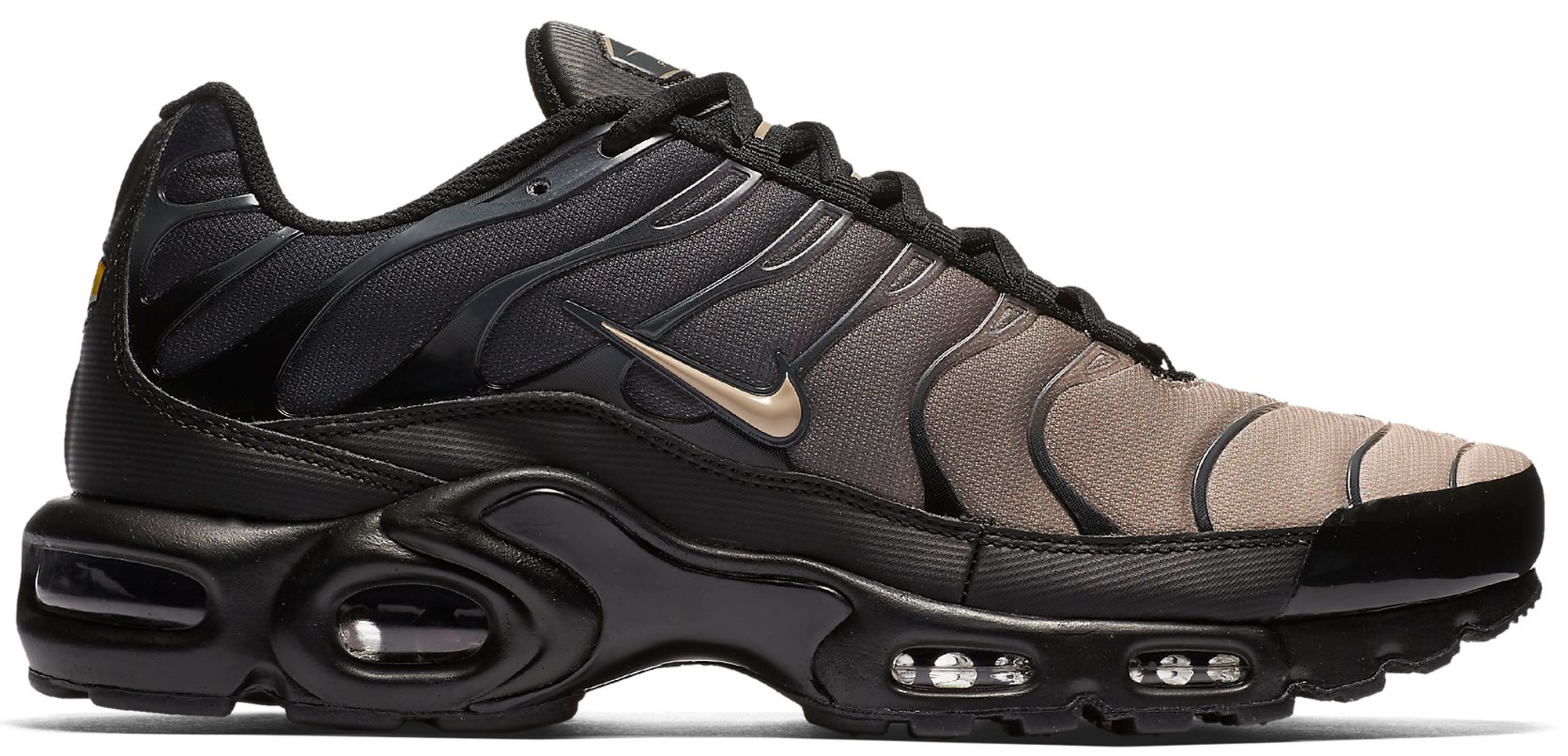 Nike Air Max Plus Gradient Pack (Black