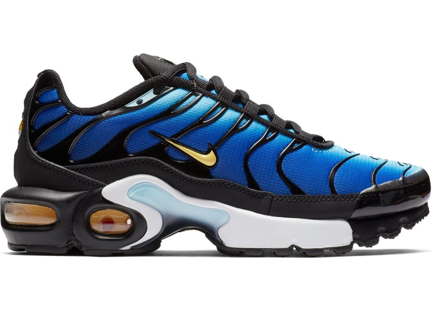 online store 643b8 267e8 Air Max Plus Hyper Blue (GS)