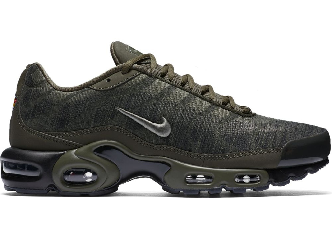 17b704f8be Sell. or Ask. Size: 12. View All Bids. Air Max Plus Jacquard Cargo Khaki