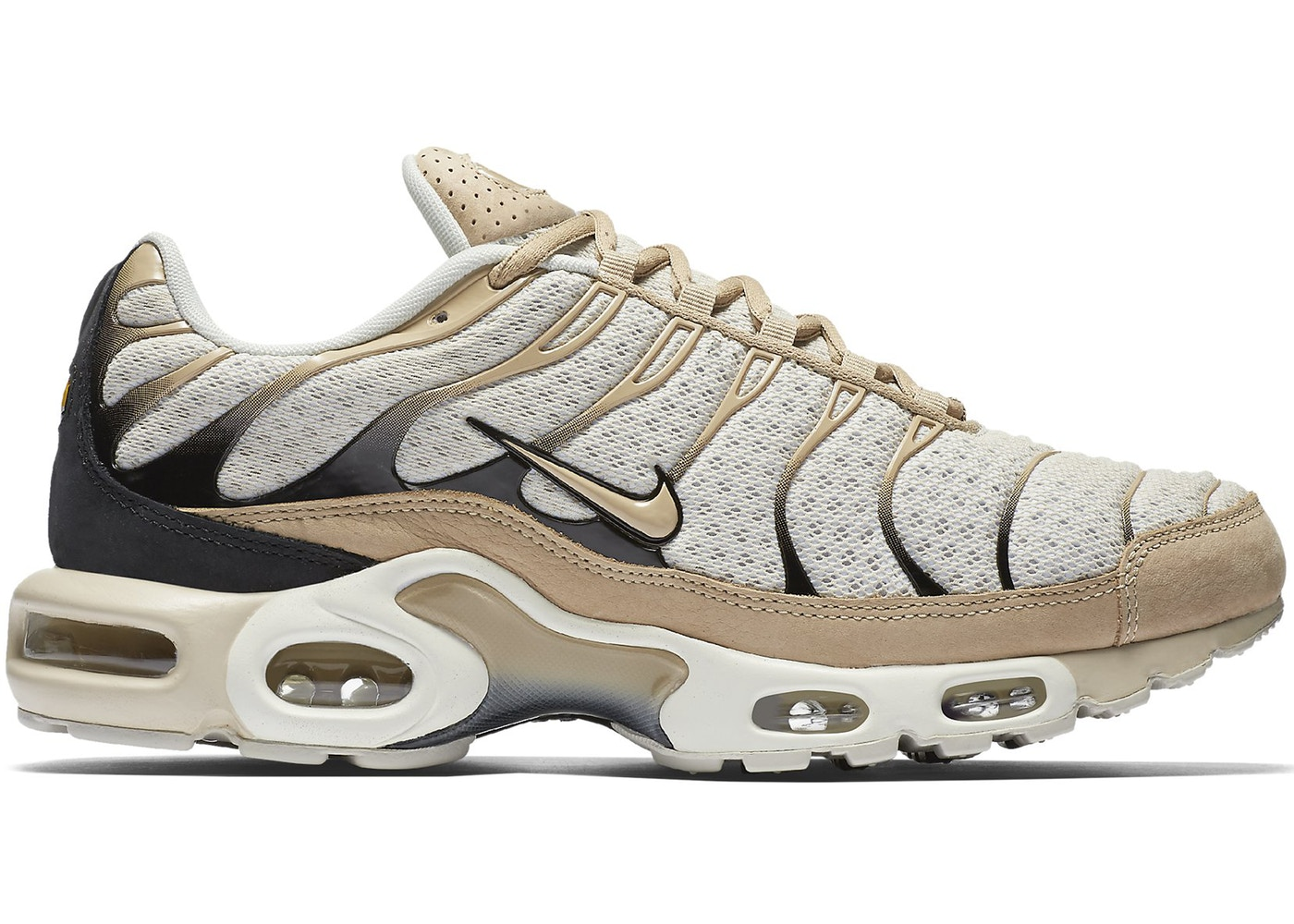 8fa86d86fe Air Max Plus Light Bone - 898018-002