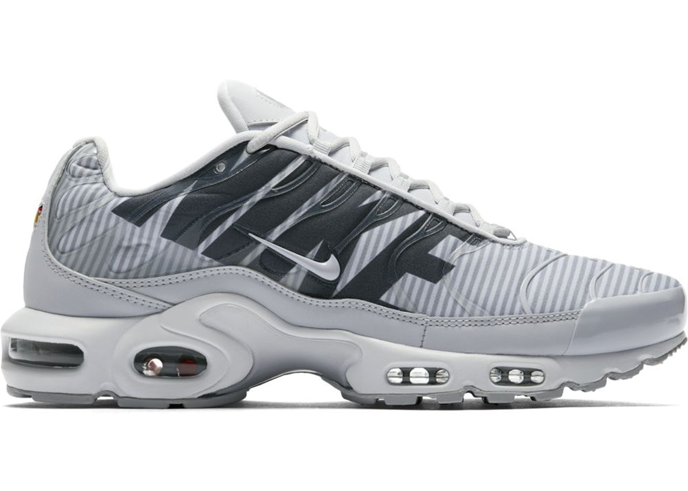 new styles 12461 2b533 Air Max Plus Mercurial Pure Platinum - AT0040-003