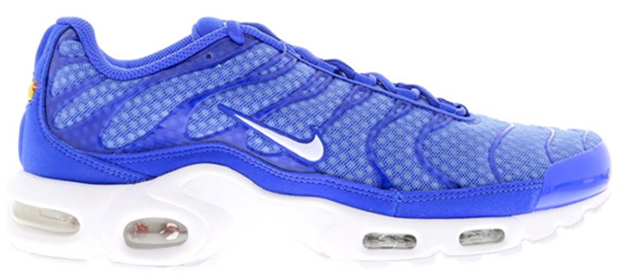 Nike Air Max Plus Mesh Racer Blue