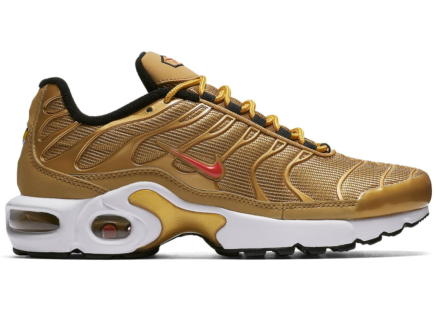 air max noir gold