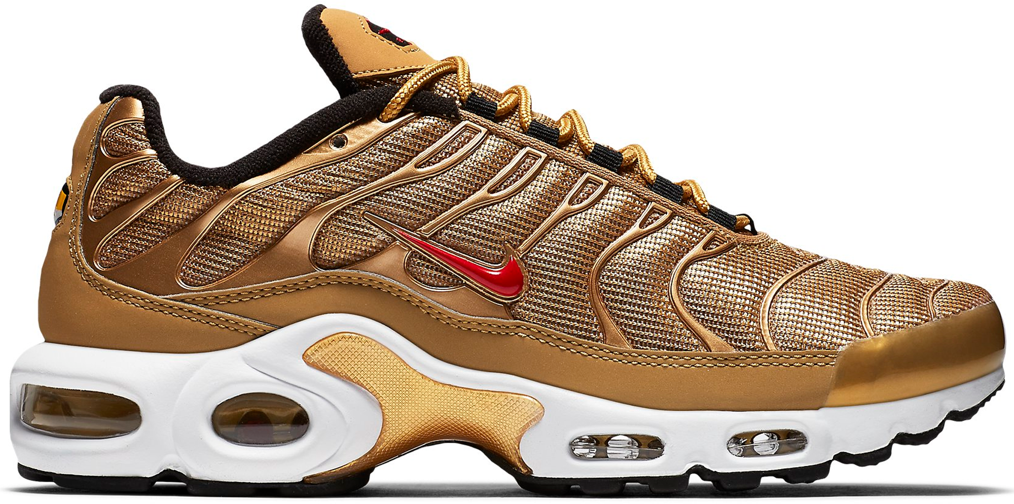 Air Max Plus Metallic Gold (W)