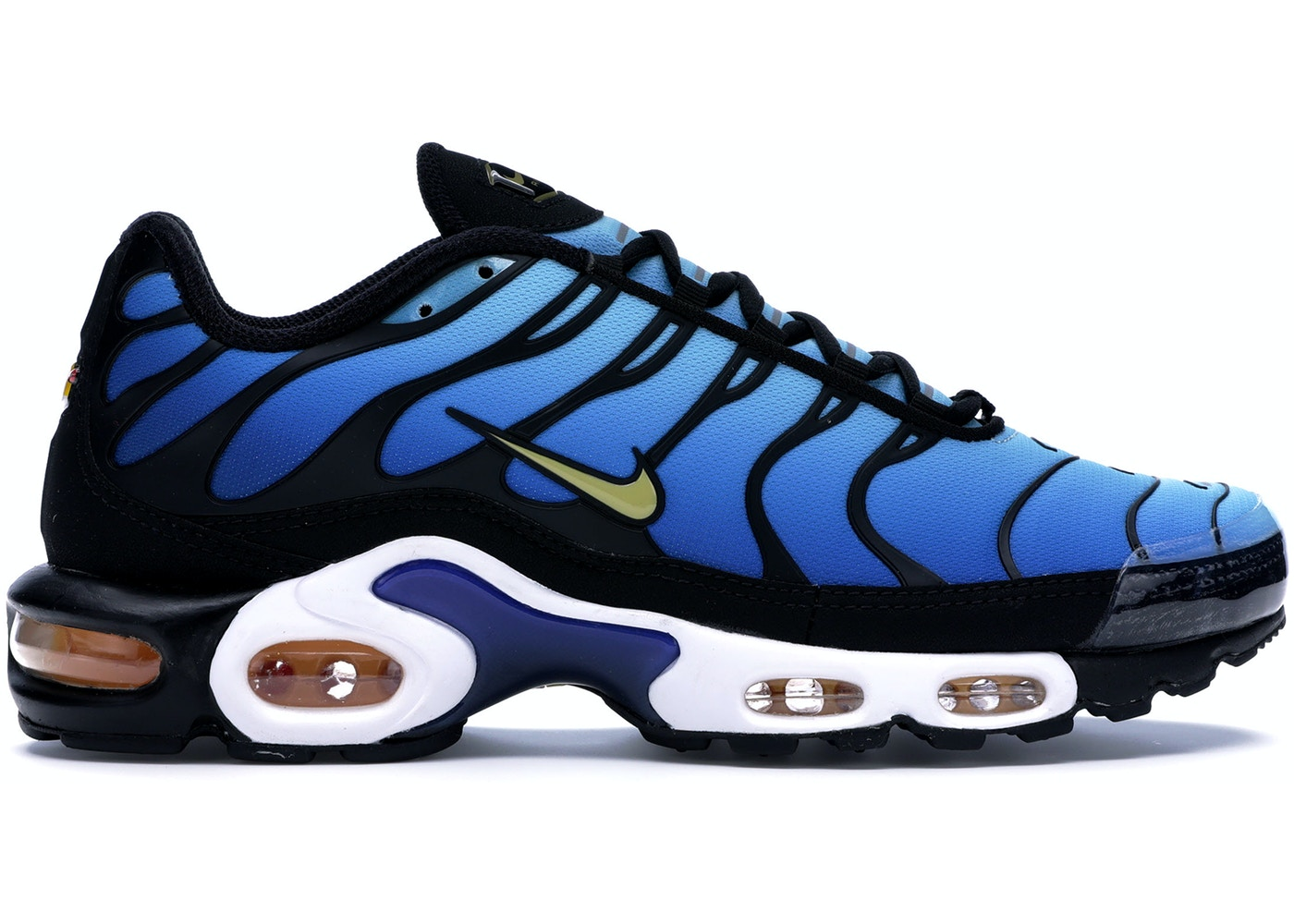 info for 83029 630d2 Air Max Plus OG Hyper Blue (2018)