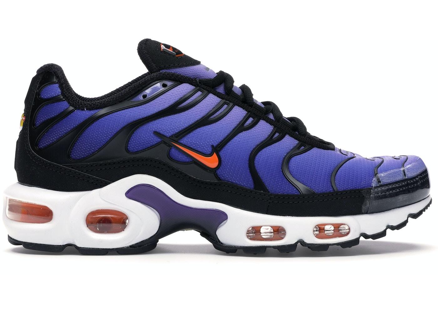chic clásico selección asombrosa fina artesanía Nike Air Max Plus OG Voltage Purple - BQ4629-002