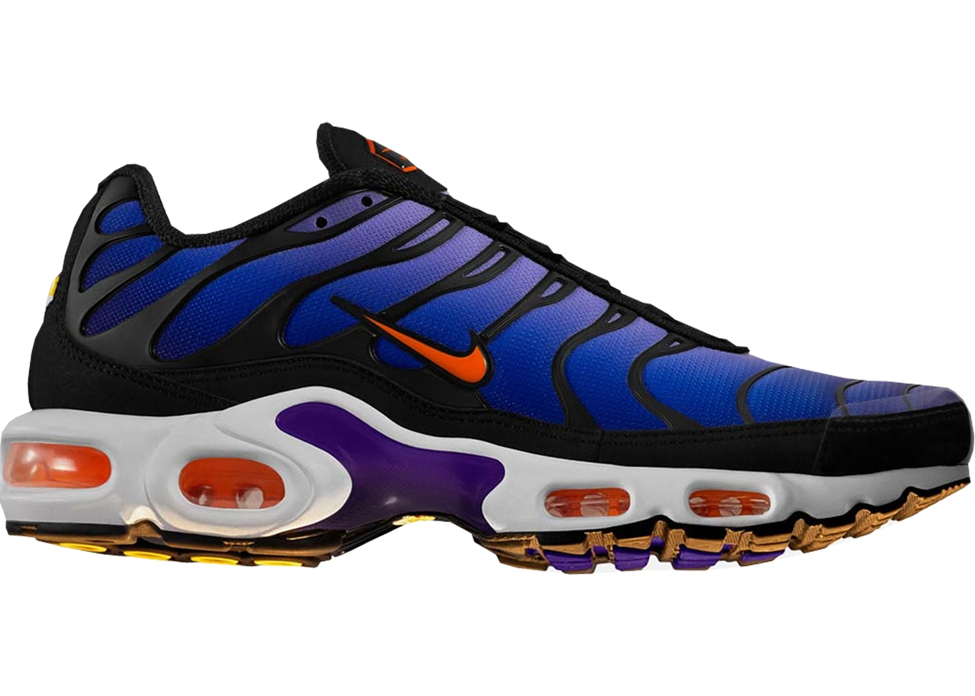 sale retailer 106f8 d4afc Air Max Plus OG Voltage Purple - BQ4629-002