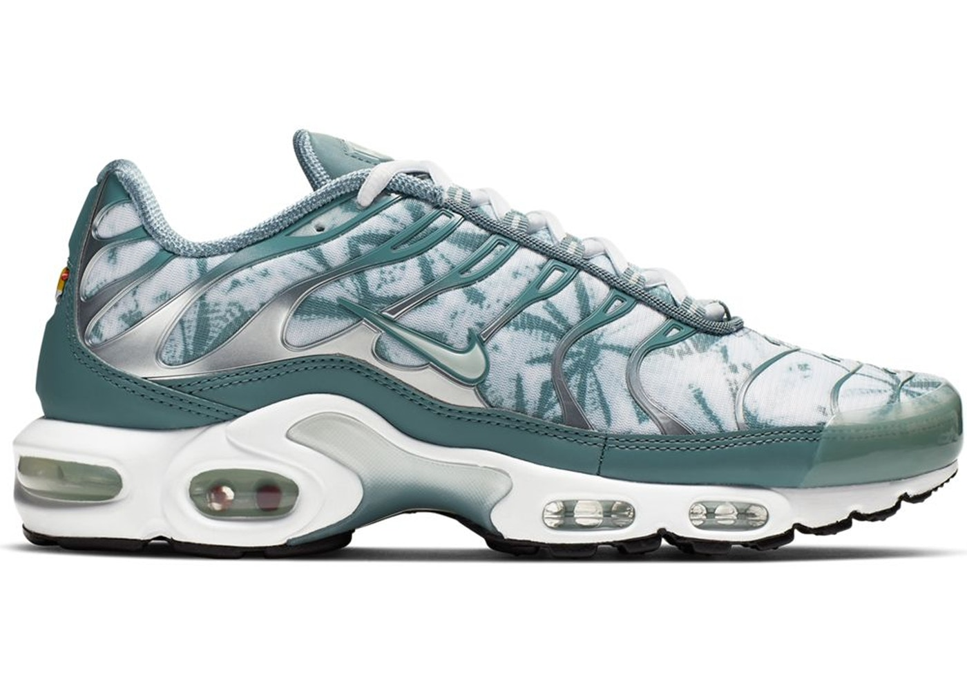 new product 6ab72 e83f5 Air Max Plus Palm Trees Green