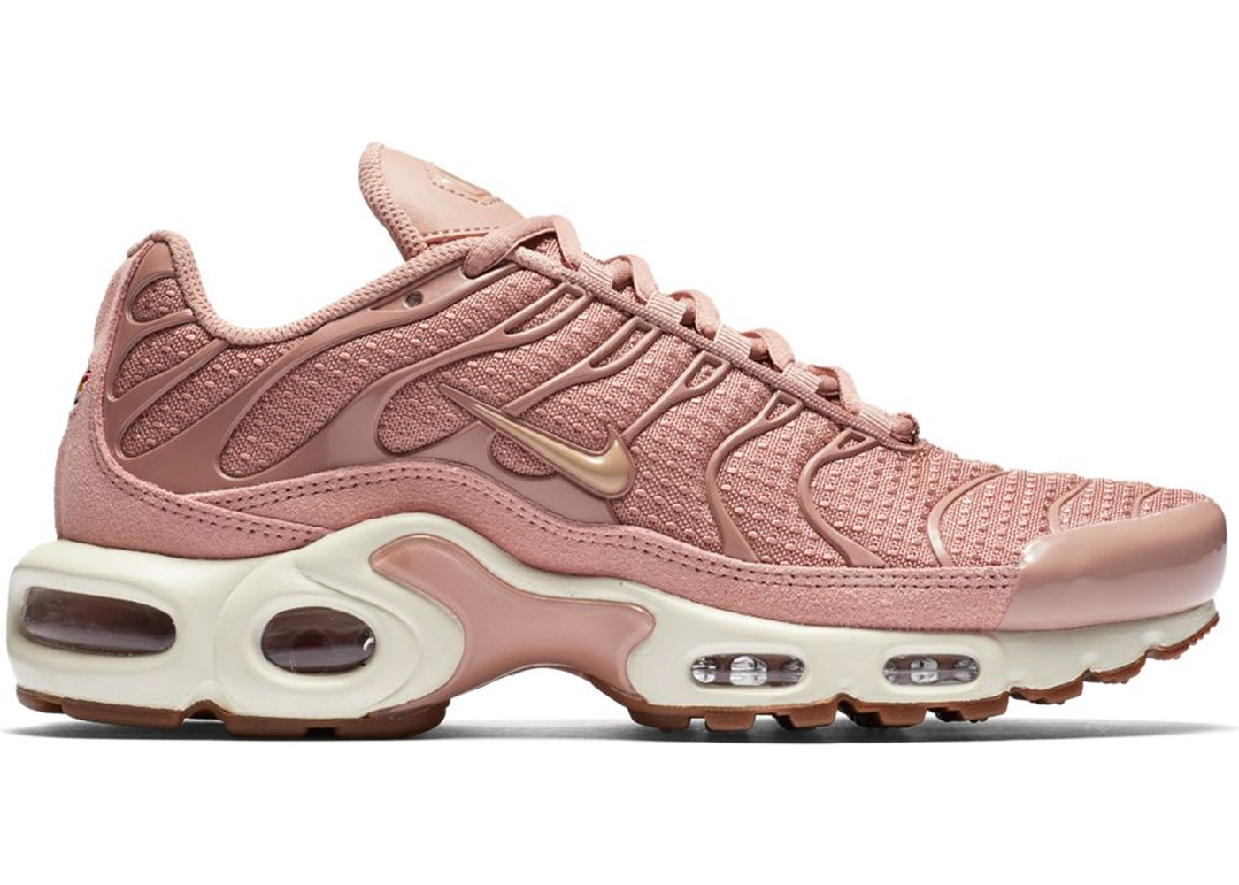 new product 4be02 e6d02 Air Max Plus Particle Pink (W) - 605112-603