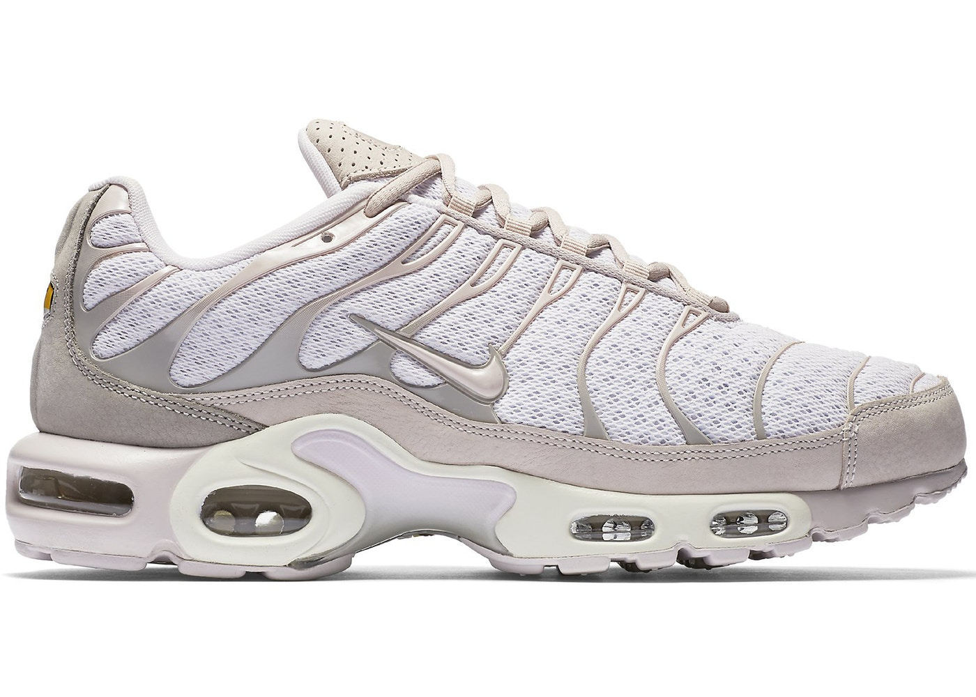 Nike Air Max Plus Tn Ultra White Pink Obsidian Movemear Fitness Women's Shoes NIKE CIU016963