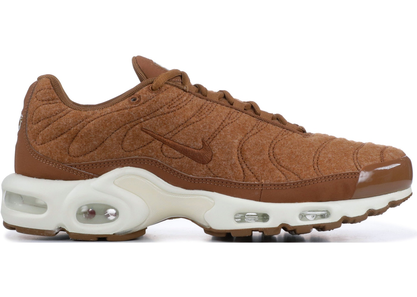 sneakers for cheap fd9ff dc8a1 Air Max Plus Quilted Ale Brown