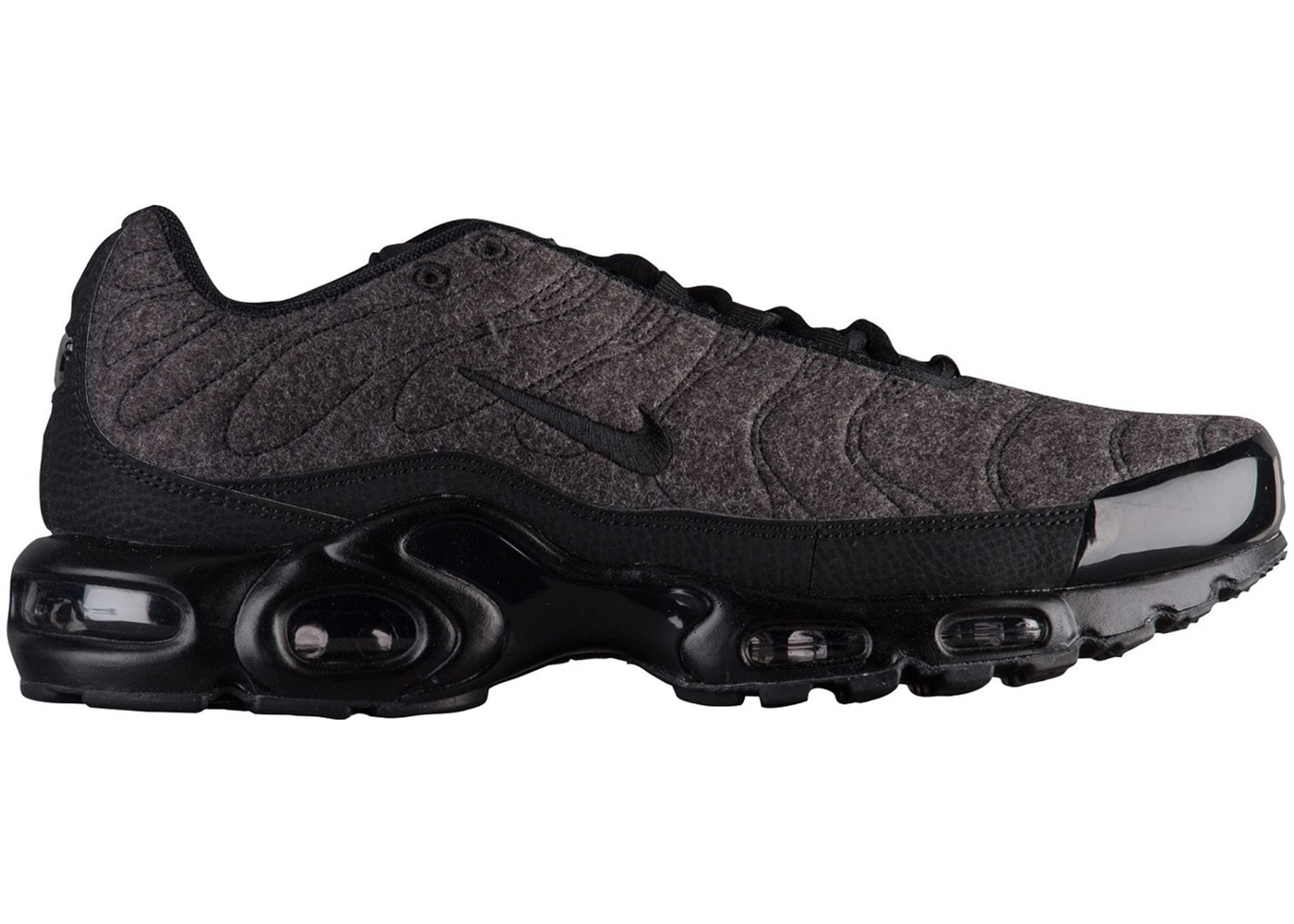 brand new feb16 7e537 Air Max Plus Quilted Wool - 806262-022