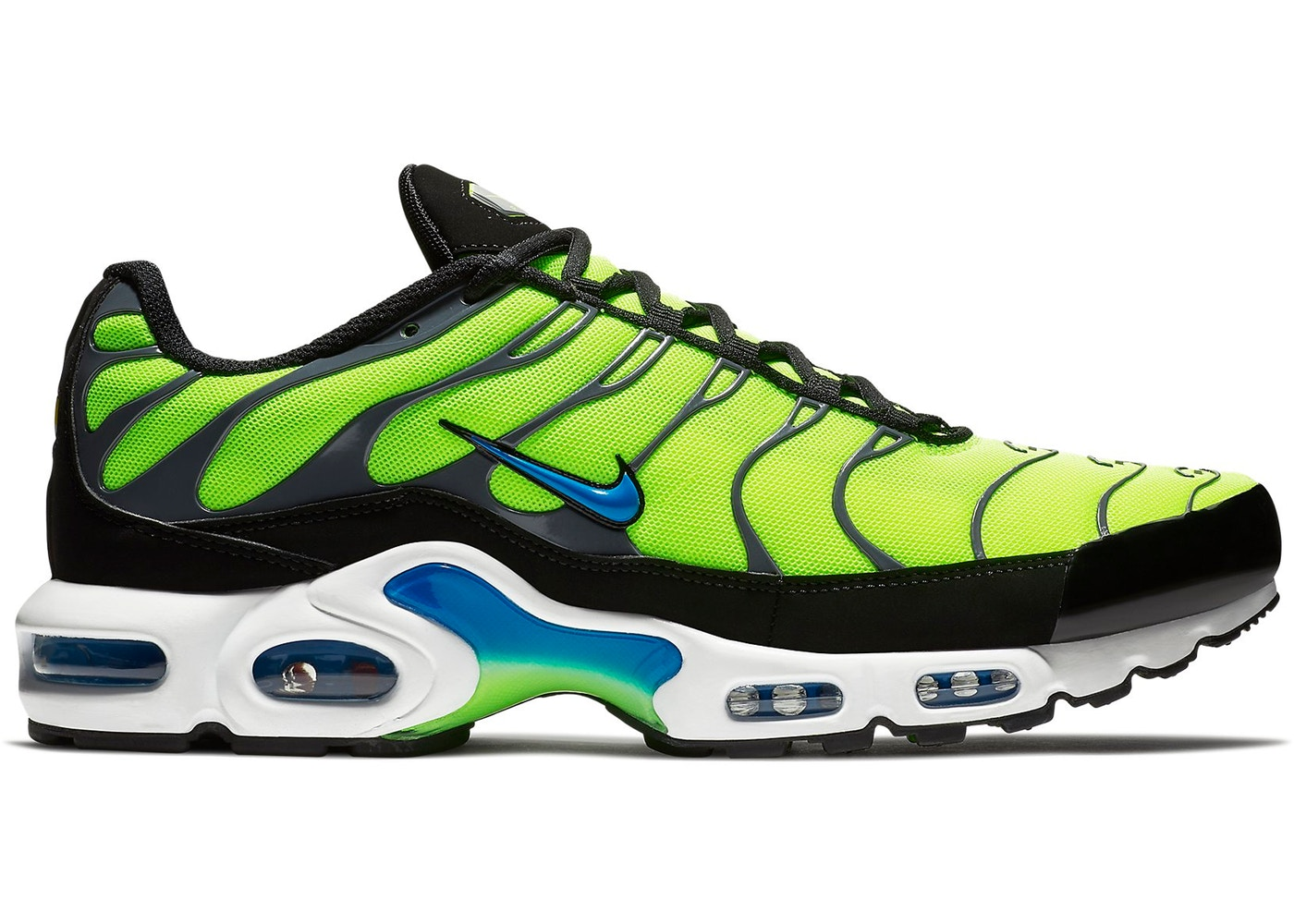 huge discount 14d8f 3b463 Air Max Plus Scream Green - 852630-700