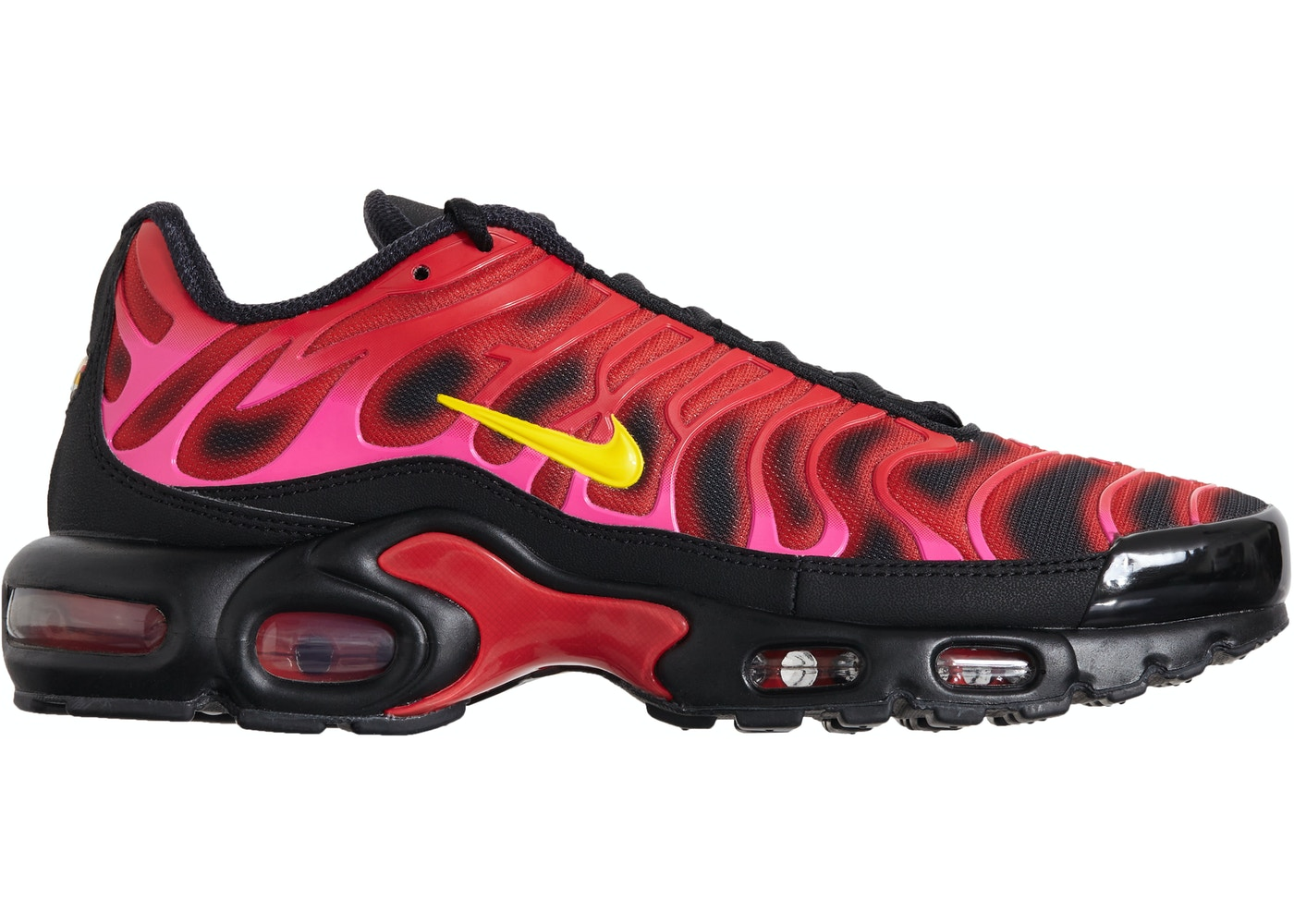 Suavemente Injusticia experiencia  Nike Air Max Plus Supreme Black - DA1472-600