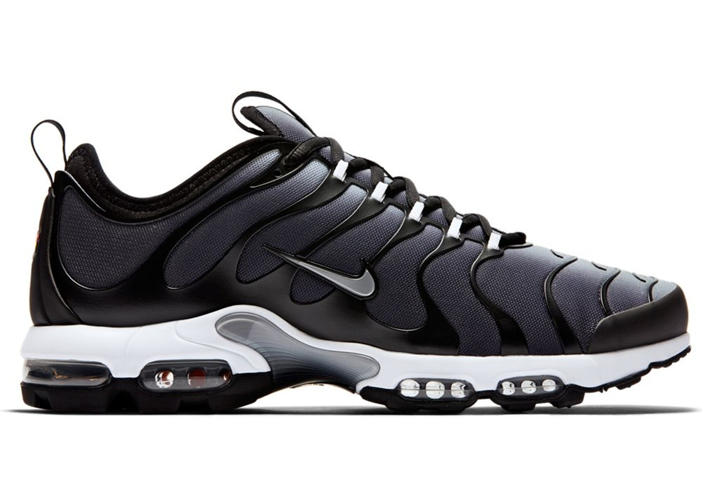 Air Max Plus TN Ultra Black Silver - 898015-001